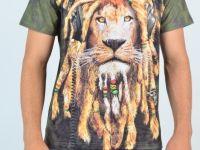 Real 3D T-Shirt Leon