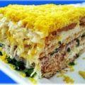 Этот салат на застольях уходит первым: по-царски вкусный