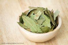 Domowy zielnik: Encyklopedia ziół- liść laurowy