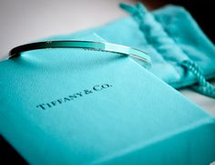 Turquoise Blue Tiffany Bangle