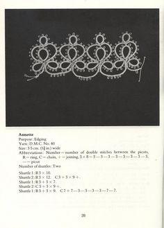 Tatting Patterns and designs - Frivolitera - Picasa Web Albums