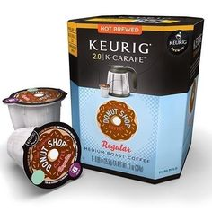 Keurig 48-ct The Original Donut Shop Regular K-Carafe Packs *** Check this awesome product by going to the link at the image.