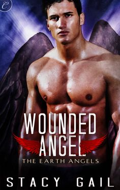 #CoverReveal Wounded Angel (Earth Angels #3) by Stacy Gail. A descendant of the Angel of Vengeance, Nate da Luca was gifted with an uncanny ability to find things. It made his job as a detective a breeze—until he learned the hard way that some things should remain hidden. After that, his powers vanished, along with his belief in himself. Which is going to make tracking down Gabriella Littlefield for his latest ...more Kindle Edition Expected publication: May 27th 2013 by Carina Press