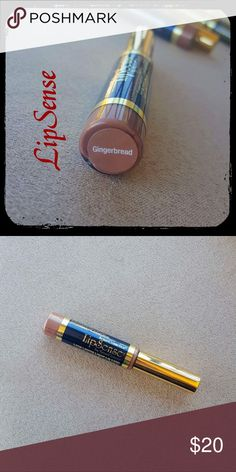 LipSense Gingerbread color LipSense Gingerbread colorNew, unopenedGreat color to add to your collectionHappy to bundleNo trades or offers accepted SeneGence Makeup Lipstick