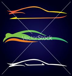 Cars Logo on VectorStock