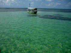 Outra ilha baiana que está no ranking é a Ilha de Boipeba. Um lugar para quem procura simplicidade, tranquilidade e beleza natural inexplorada http://www.bestday.com.br/Passagens/ Foto: Dicas de Férias