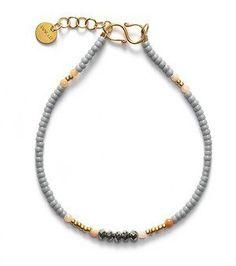 ANNI LU BG03 bracelet / grey