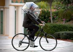 4 Ways to Stay Dry While you Bike in Rain