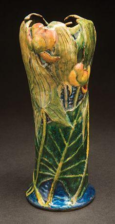Tiffany Studios Sagittaria Vase