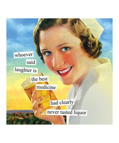 Take a look at this 'The Best Medicine' Beverage Napkin - Set of 40 on zulily today!