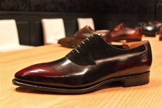 Pierre Corthay Shoes Trunk Show At Leffot