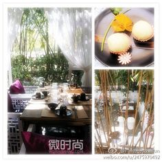 A nice cafe in Guangzhou~