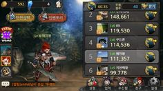 모바일 횡스크롤 액션RPG 달을삼킨늑대 플레이 후기 - 게임후기 - 디스이즈게임