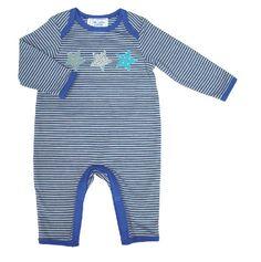 Albetta Star Applique' Babygrow