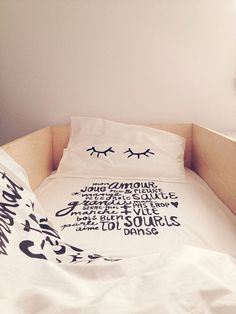 Literie BODODO Bedding - Modèle Ordres Model on Etsy, $190.00 CAD