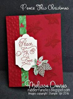 RubberFUNatics: Peace This Christmas