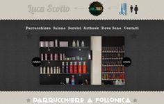 Salon Website **I like the product display**