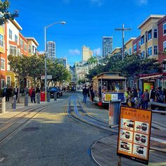 """Ding Ding""    . #sanfrancisco #sanfran #cali #california #usa #sf #sfo #ca #cablecar #goldenstate #citylife #waterfront #fishermanswharf #tourist #explorecalifornia #explore #travellife #travelblog #traveling #traveltheworld #travel #travelphotography #travelgram #instatravel #instadaily #instatraveling #igtravel #igdaily #discovercali #latergram by bebestina"