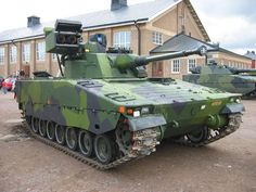 Stridsfordon 9040 with BILL 1 launcher Army Vehicles, Armored Vehicles, Bradley Ifv, Swedish Armed Forces, Swedish Army, Tank Armor, Armored Fighting Vehicle, World Of Tanks, Battle Tank