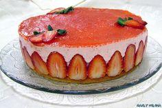 11 sobremesas com morangos que vão ta fazer desmaiar!