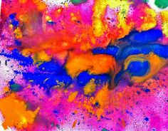 art and soul preschool: Exploring the Process of Making Art
