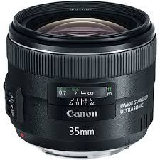 The Canon 35mm F2 IS is a cracking lens for boudoir photography and other types of photography.