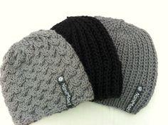 NaniMael - Shades of Grey   Stylishe handgestrickte Hauben mit viel Liebe zum Detail - jedes Stück ein Unikat. Alle Mützen sind zu 100% handgemacht! Das perfekte Weihnachtsgeschenk für deine Lieben :-) Shades Of Grey, Bunt, Knitted Hats, Winter Hats, Beanie, Knitting, Fashion, Hoods, Headband Bun