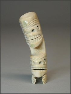 Inuit Tupilak figures from Greenland - RAND AFRICAN ART