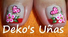 Toe Nail Art, Acrylic Nails, Summer Toe Nails, Nail Art Designs, Manicure, Nail Polish, Lily, Tattoos, Toenails