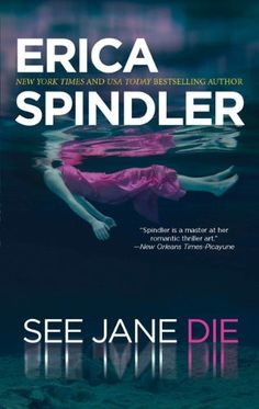 Before people think I hate people with the name Jane, this is another pretty good author in the romantic suspense genre. I Love Books, Good Books, Books To Read, My Books, Best Authors, I Hate People, Thriller Books, Enough Is Enough, Bestselling Author