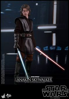 Obi Wan Kenobi Discover Pre-order Hot Toys Star Wars Anakin Skywalker Sixth Scale Figure by Hot Vader Star Wars, Star Wars Kylo Ren, Star Wars Toys, Darth Vader, Coleccionables Sideshow, Sideshow Collectibles, Star War Episode 3, Star Wars Models, Star Wars Images
