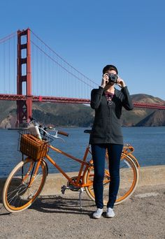 Ilk Outerwear has made the perfect cardigan for your San Francisco bike  style.  ilk d9d10a7c7a322