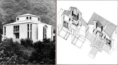 Casa Tonini by Bruno Reichlin & Fabio Reinhart