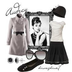 """Audrey"" by disneydiva7 on Polyvore"