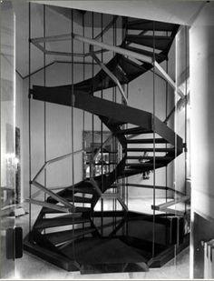 Galerie du Palazzo Rosso de Genova - Franco Albini - 1952