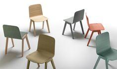 Alki Heldu Chairs by Jean Louis Iratzoki