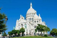 Sacre -Coeur.Montmertre Paris.