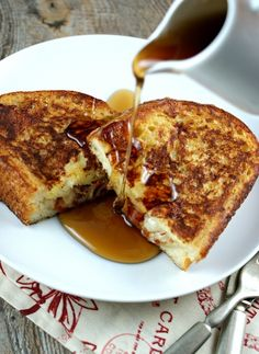 Gruyere and Bacon Stuffed French Toast | 18 Bodacious Brunch Recipes #brunch #Easter #MothersDay