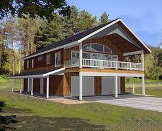 Дизайн загородного дома. Проект 4