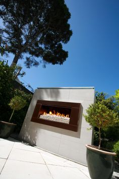 14 best outdoor fireplaces images gas fires outdoor fireplaces rh pinterest com