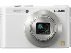 Panasonic DMC-LF1W - LUMIX DMC-LF1 12.1 MP 7X Zoom Premium Digital Camera - White