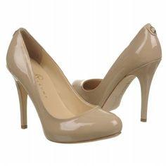 Ivanka Trump Pinkish Shoes (Beige Patent) - Women's Shoes - 10.0 M
