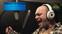 I Want It All - Queen - by Afro Blondes