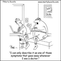 Medical Cartoons, Doctor Cartoons and Hospital Cartoons by Marty Bucella. Funny Images With Quotes, Funny Quotes, Life Quotes, It's Funny, Hospital Cartoon, Nurse Cartoon, Medicine Humor, Medicine Quotes, Art