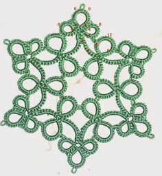 tatting pattern free