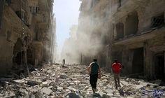 41 قتيلُا أمس جراء قصف واشتباكات في…: أعلنت لجان التنسيق المحلية السورية أن حصيلة القتلى أمس الثلاثاء جراء القصف والاشتباكات بلغت 41 شخصا.…