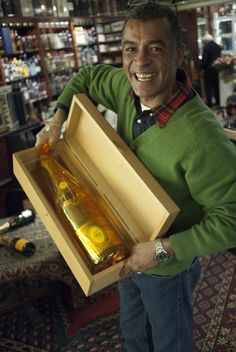 In what must be the most gezellig liquor store imaginable, the owner of McCarthy's Liquor Store hoists up a €3500 bottle of Cristal. Go in, buy a cuban cigar, fire it up and ask for a whiskey recommendation…