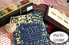 Shy, Strange, Manic: Be #HyggeHappy with this Hygge Kit Giveaway
