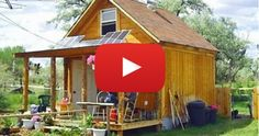 How To: Build A Solar Cabin For Cheap