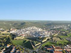 UNESCO World Heritage Portugal Garrison Border Town of Elvas and its Fortifications